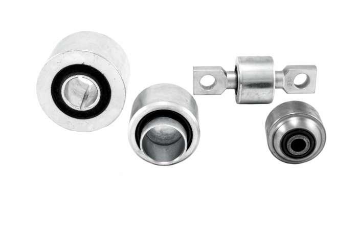 Anti vibration metal rubber spherical bearings SNS Patrini