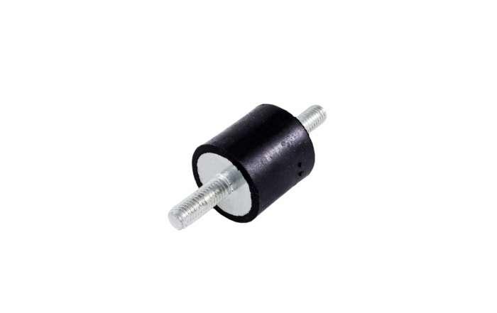 Supporti antivibranti cilindrici in gomma metallo A Patrini